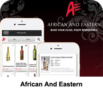 African & Eastern Application