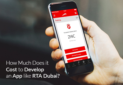 How Much Does it Cost to Develop an App like RTA Dubai?